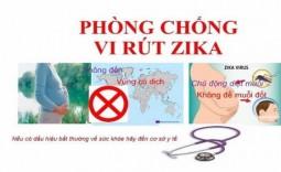 Khuyến cáo chung cho cộng đồng phòng bệnh do vi-rút Zika